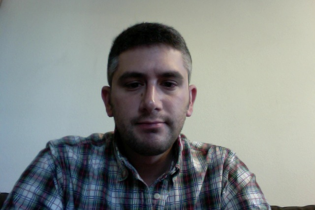 Picture of Natan Gesher on 5 Movember 2012