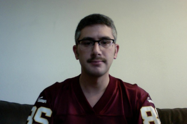 Picture of Natan Gesher on 18 Movember 2012