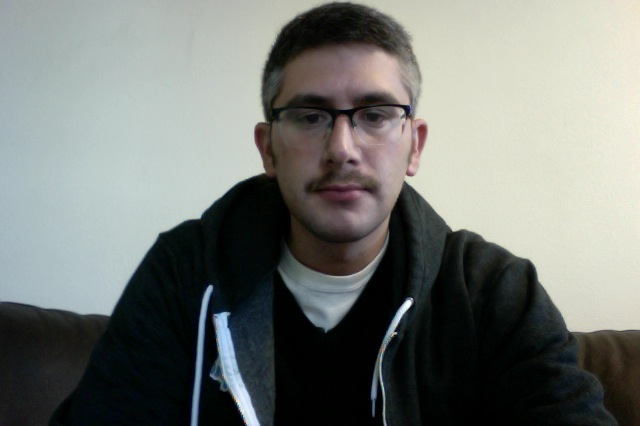 Picture of Natan Gesher on 19 Movember 2012