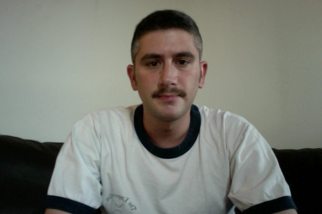 Picture of Natan Gesher on 23 Movember 2012