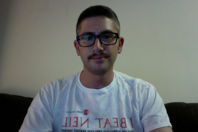 Picture of Natan Gesher on 24 Movember 2012
