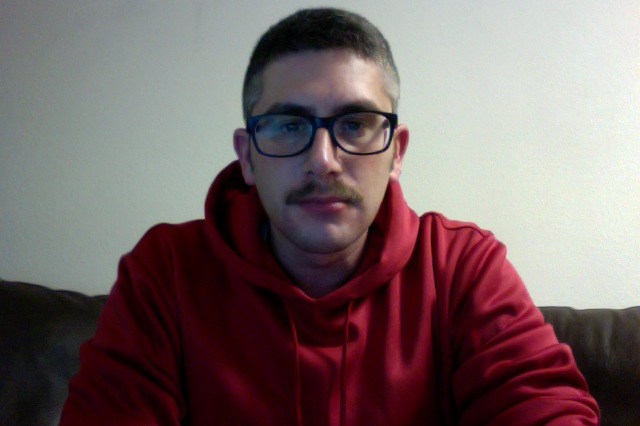 Picture of Natan Gesher on 25 Movember 2012