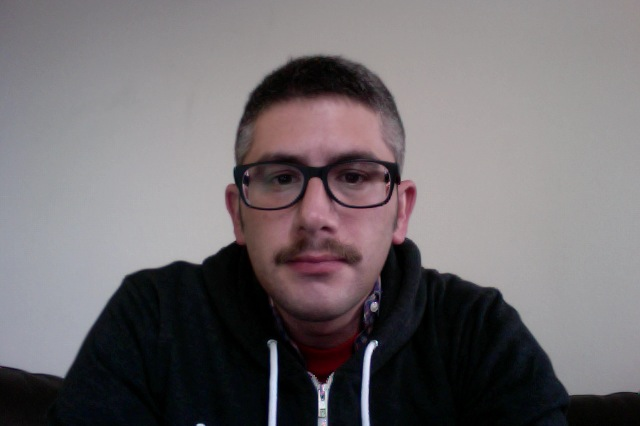 Picture of Natan Gesher on 26 Movember 2012