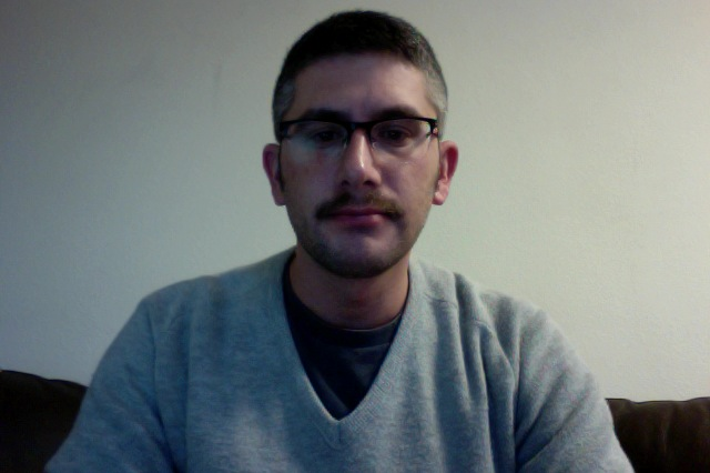 Picture of Natan Gesher on 28 Movember 2012