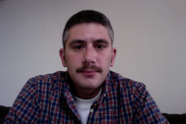 Picture of Natan Gesher on 29 Movember 2012