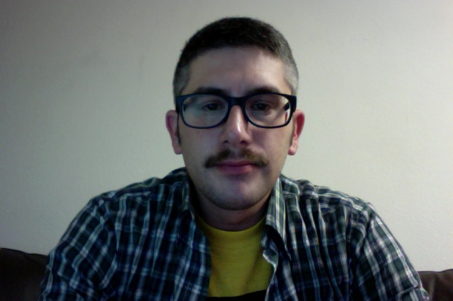 Picture of Natan Gesher on 30 Movember 2012