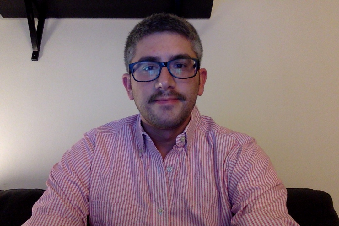 Day twenty-two of Movember 2013.
