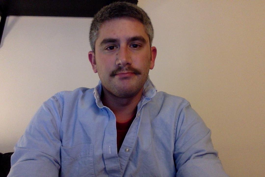 Day twenty-three of Movember 2013.