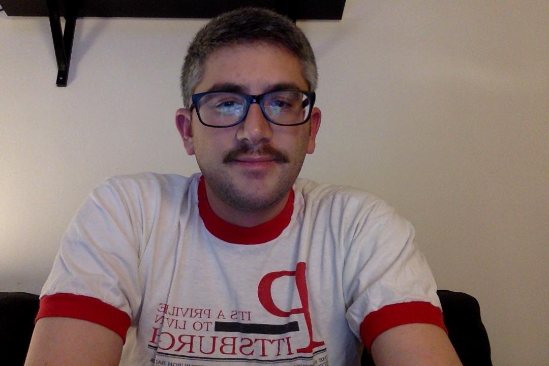 Day twenty-four of Movember 2013.