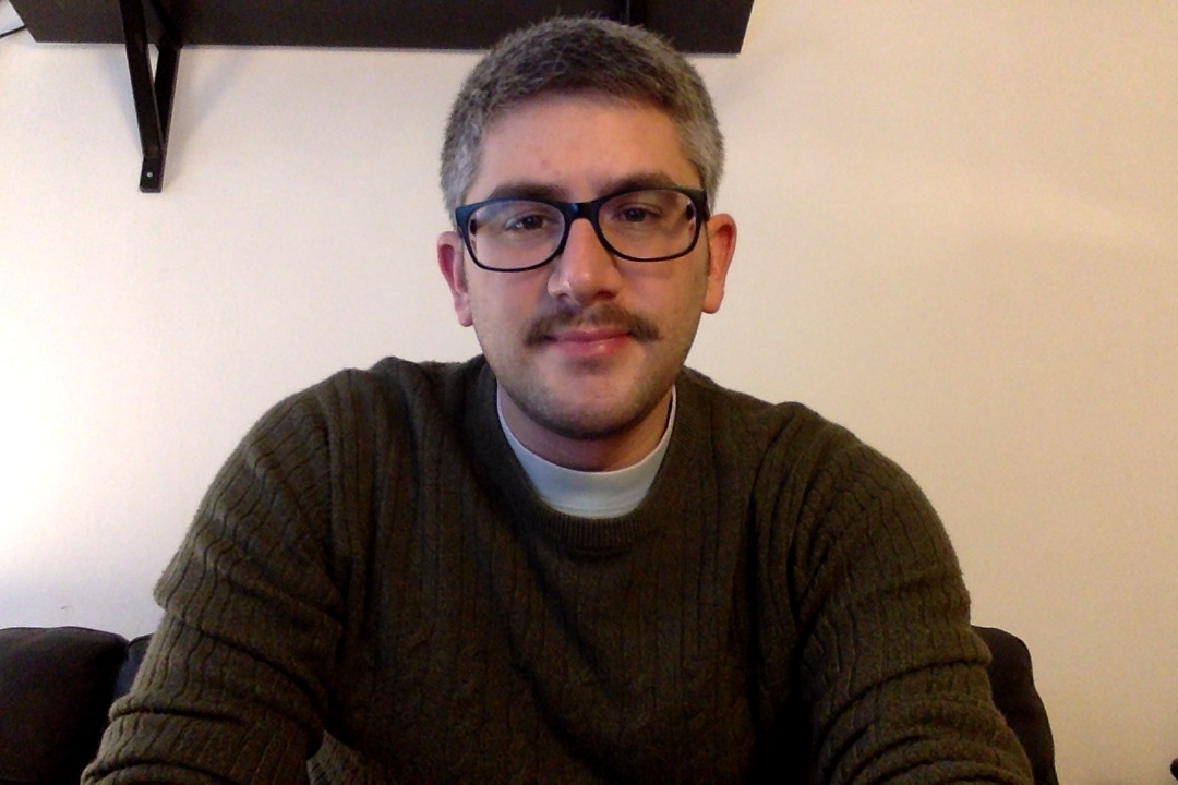 Day twenty-six of Movember 2013.